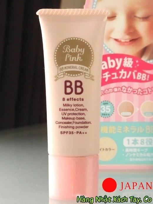 mỹ phẩm nhật BB cream