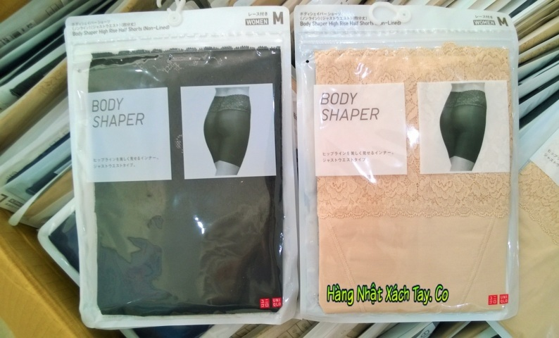 quần lót body shaper uniqlo