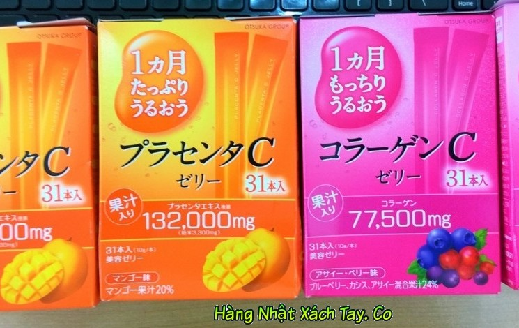 Thạch collagen Jelly C