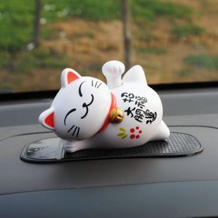 Mèo may mắn maneki