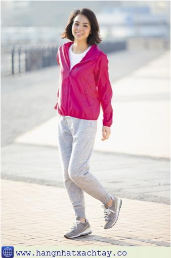 Thời trang cho mùa hè: áo chống nắng UV-Uniqlo