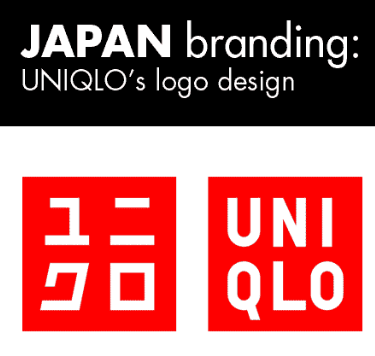logo thương hiệu thời trang Uniqlo